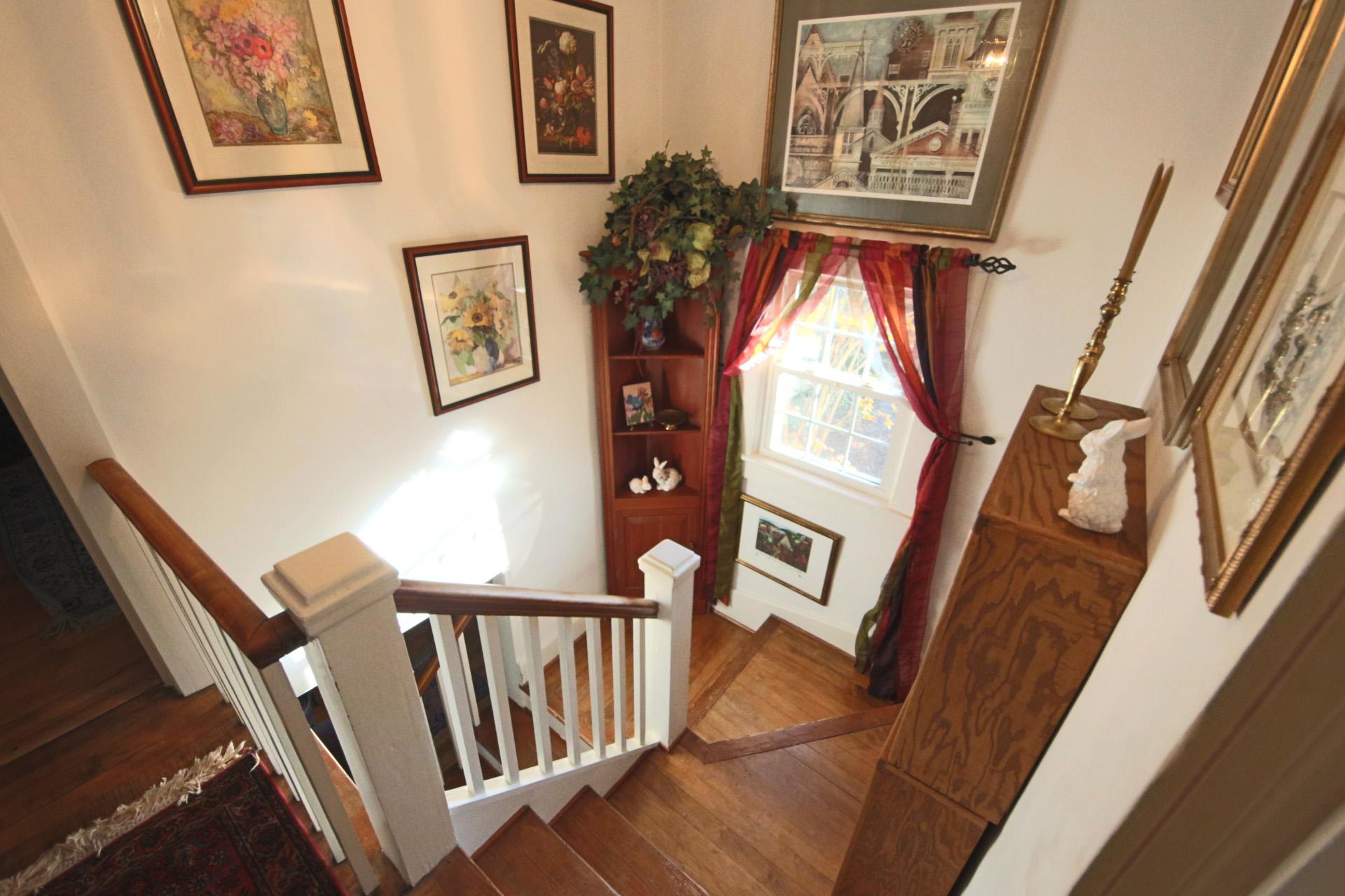 22. Stairwell