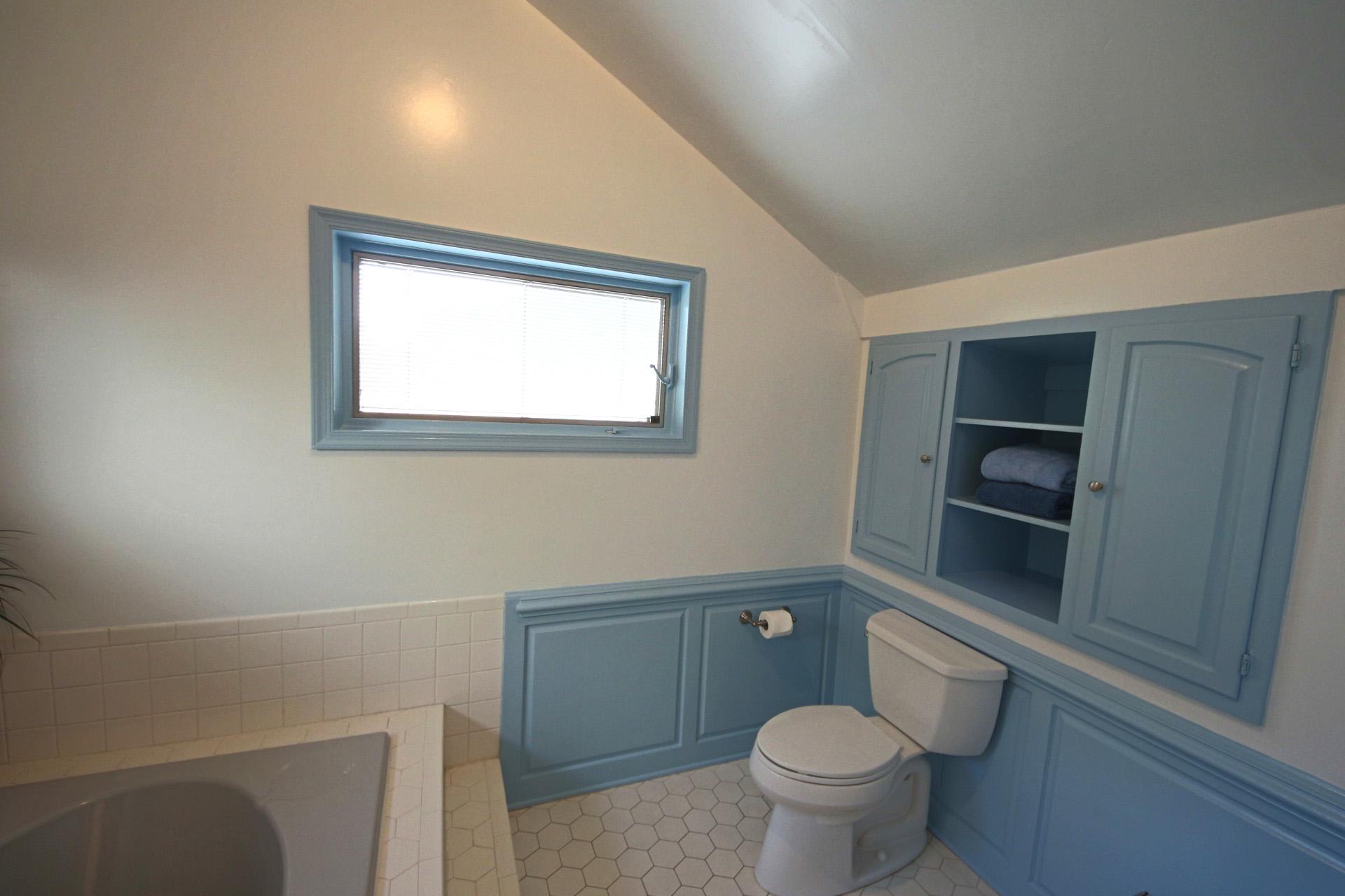 25. Upstairs Bathroom