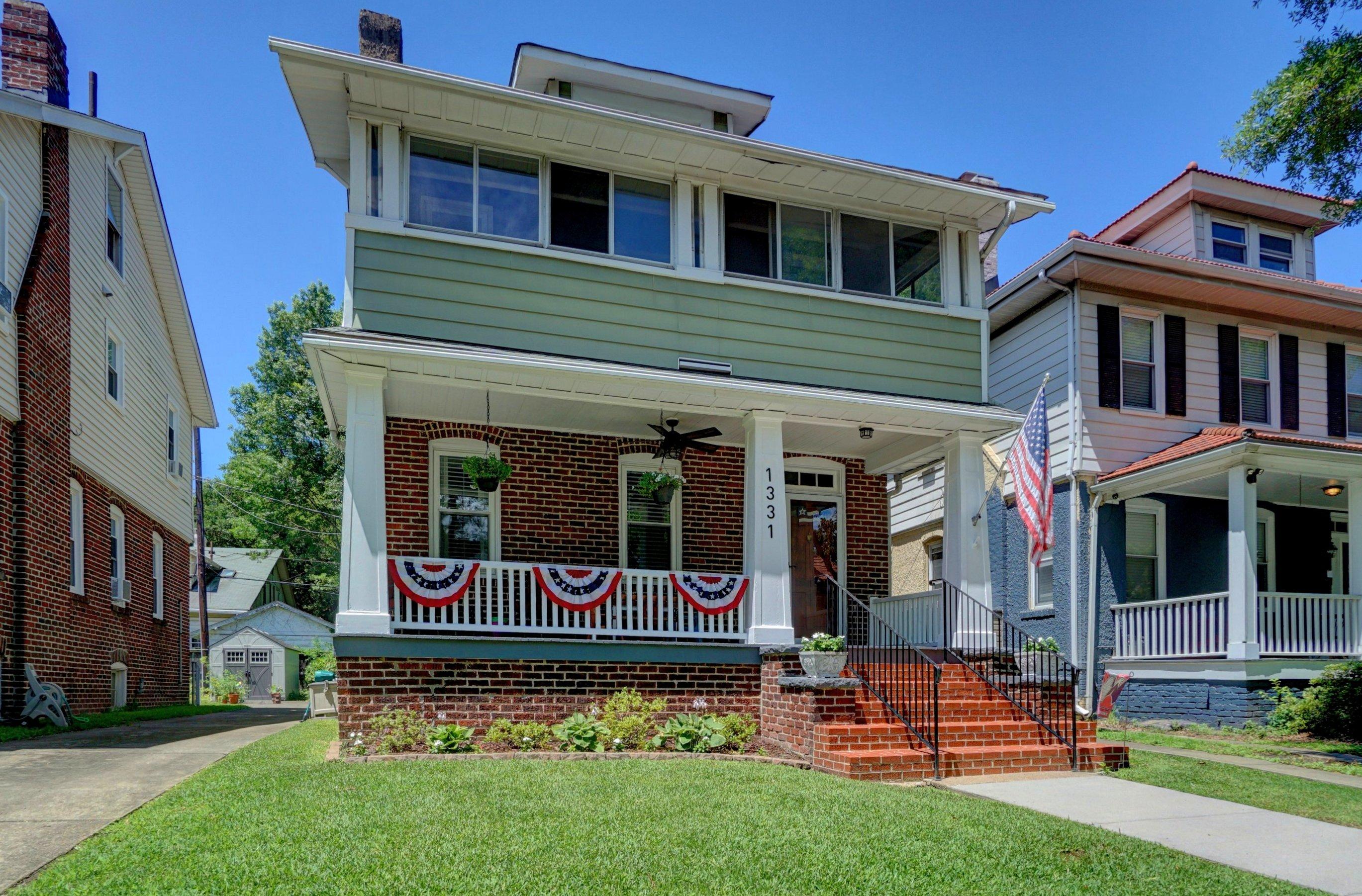 1331 Westover Avenue: Sold!